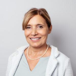 Muriel Belda, Partner Exec avenue für Paris und Madrid Burö